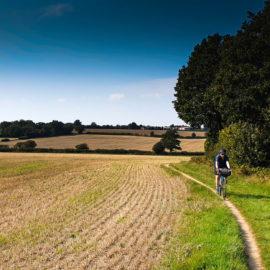 Off road in Hertfordshire